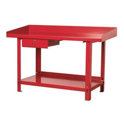 Sealey Tools Workbench Steel 1.5m with 1 Drawer