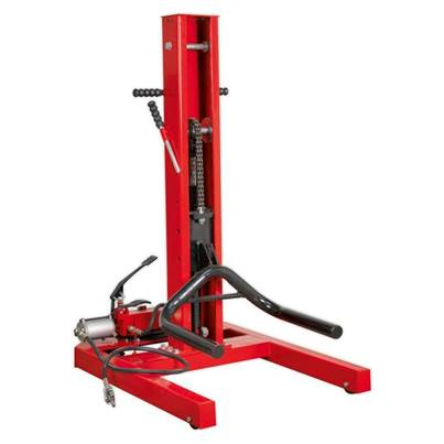 Sealey Tools Vehicle Lift 1.5tonne Air/Hydraulic with Foot Pedal