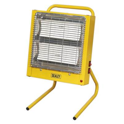 Sealey Tools Ceramic Heater 1.4/2.8kW 110V