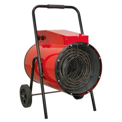 Sealey Tools Industrial Fan Heater 30kW 415V 3ph