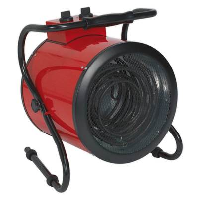 Sealey Tools Industrial Fan Heater 9kW 415V 3ph