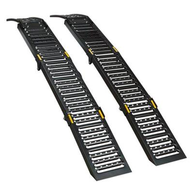 Sealey Tools Steel Folding Loading Ramps 500kg Capacity per Pair
