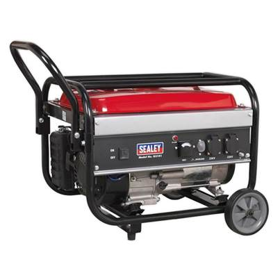 Sealey Tools Generator 3100W 230V 7hp