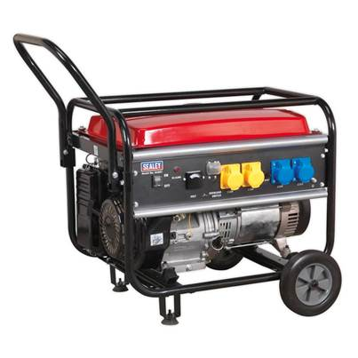 Sealey Tools Generator 5500W 110/230V 13hp