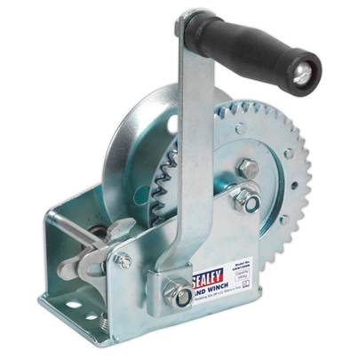 Sealey Tools Geared Hand Winch 540kg Capacity