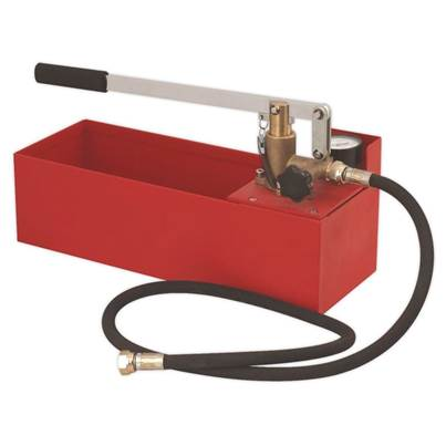 Sealey Tools Heating System Pressure Tester