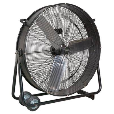 "Sealey Tools Industrial High Velocity Drum Fan 36"" 230V"