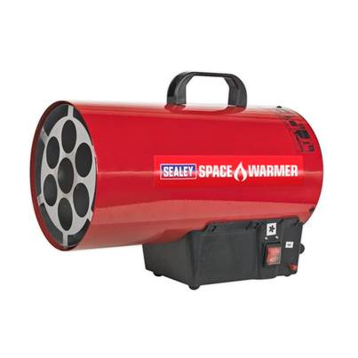 Sealey Tools Space Warmer® Propane Heater 40,500Btu/hr