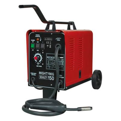 Sealey Tools Professional Gas/No-Gas MIG Welder 150Amp 230V