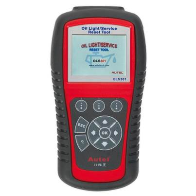 Sealey Tools Autel EOBD Code Reader - Oil & Service Reset Tool