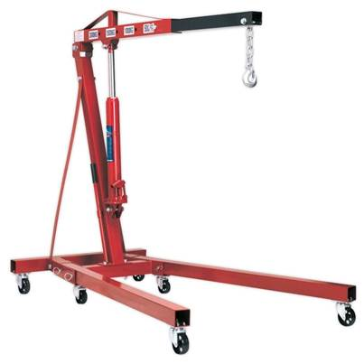 Sealey Tools Folding Crane 2tonne