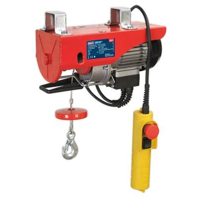 Sealey Tools Power Hoist 230V/1ph 250kg Capacity
