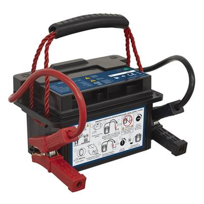 Sealey Tools RoadStart® Compact Jump Starter 12V 1200A