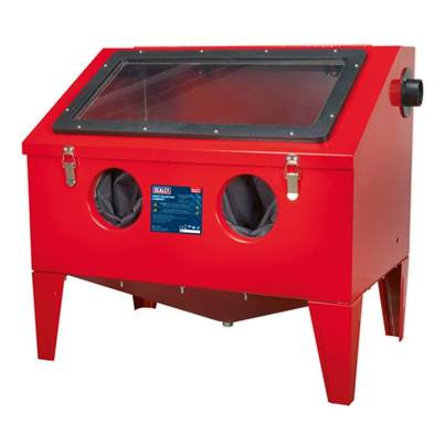 Sealey Tools Shot Blasting Cabinet 760 x 510 x 715mm