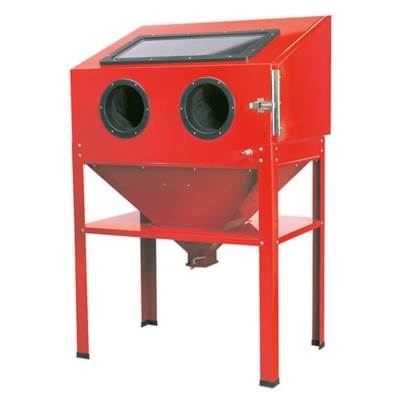 Sealey Tools Shot Blasting Cabinet 890 x 570 x 1380mm