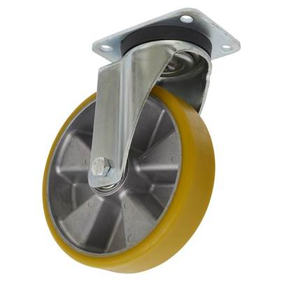 Sealey Tools Castor Wheel Swivel Plate Ø200mm