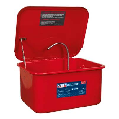 Sealey Tools Parts Cleaning Tank Bench/Portable