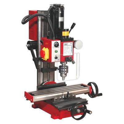 Sealey Tools Mini Drilling & Milling Machine