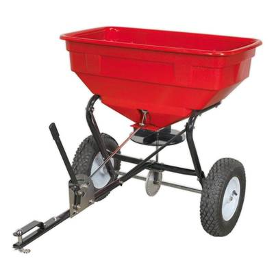 Sealey Tools Broadcast Spreader 57kg Tow Behind