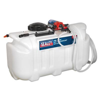 Sealey Tools Broadcast/Spot Sprayer 98ltr 12V