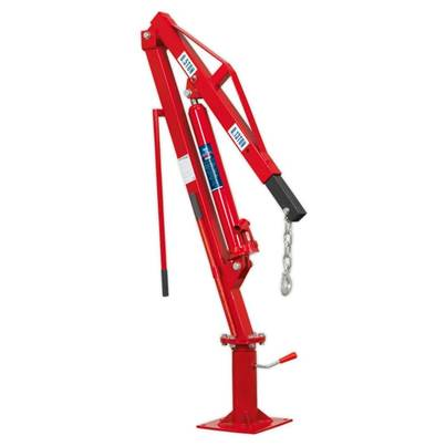 Sealey Tools Static Mounted Crane 900kg