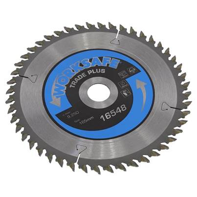 Sealey Tools Trade Plus Circular Saw Blade Ø165 x 20mm - 48tpu