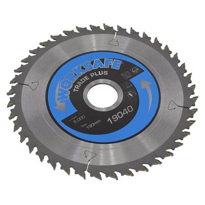 Sealey Tools Trade Plus Circular Saw Blade Ø190 x 30mm - 40tpu