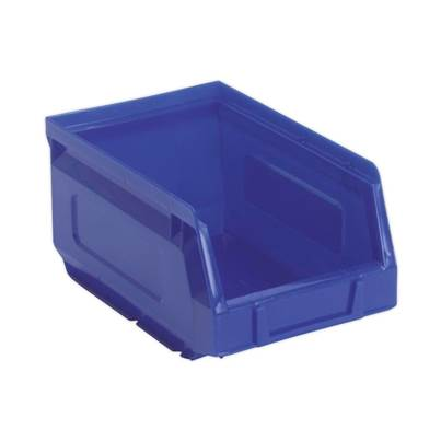 Sealey Tools Plastic Storage Bin 105 x 165 x 85mm - Blue Pack of 48