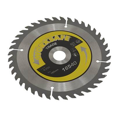Sealey Tools Trade Circular Saw Blade Ø165 x 20mm - 40tpu