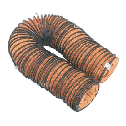 Sealey Tools Flexible Ducting Ø200mm 10m