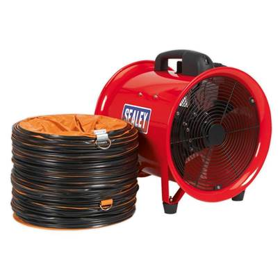 Sealey Tools Portable Ventilator Ø300mm with 5m Ducting
