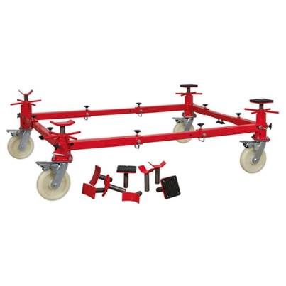 Sealey Tools Vehicle Moving Dolly 4 Post 900kg