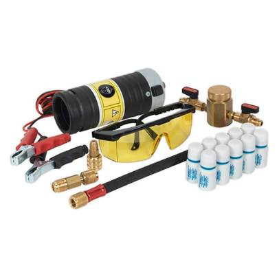 Sealey Tools Air Conditioning Leak Detection Kit