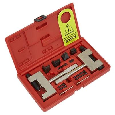Sealey Tools Diesel Engine Timing Chain Tool Kit - Mercedes, Chrysler, Jeep