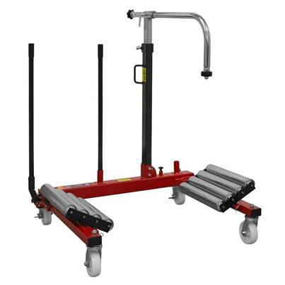 Sealey Tools Wheel Removal Trolley 1200kg Capacity
