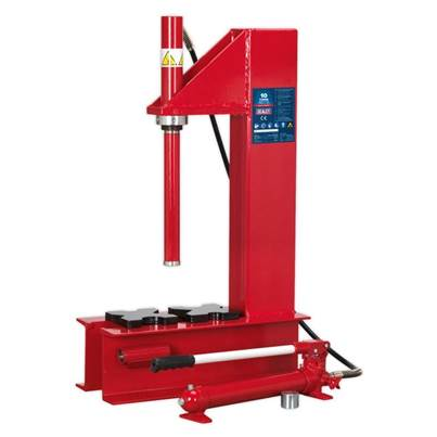 Sealey Tools Hydraulic Press 10tonne Bench 'C' Type