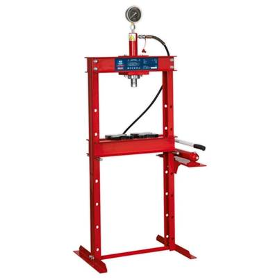 Sealey Tools Hydraulic Press 10tonne Floor Type