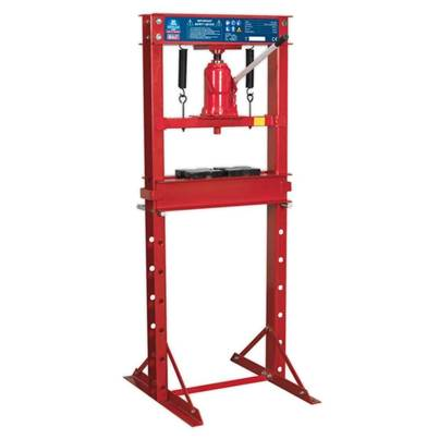 Sealey Tools Hydraulic Press 20tonne Economy Floor Type