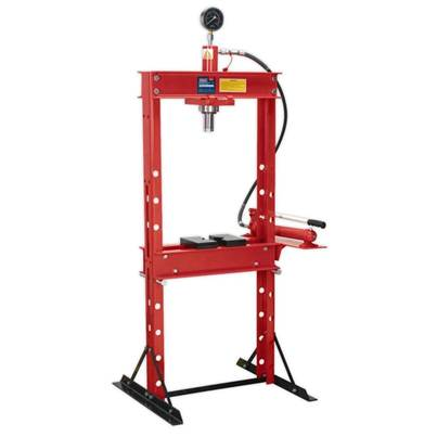 Sealey Tools Hydraulic Press 20tonne Floor Type