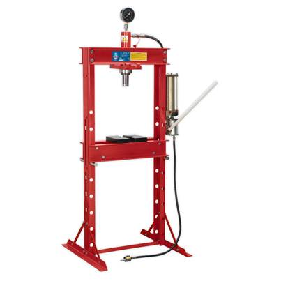 Sealey Tools Air/Hydraulic Press 20tonne Floor Type